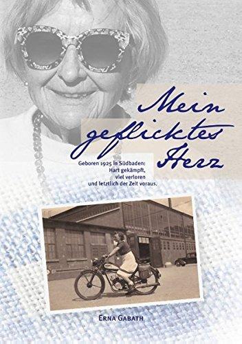Buch Cover mein geflicktes Herz von Erna Gabath